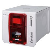 Evolis Zenius Classic Line Kaartprinter - Rood, Wit