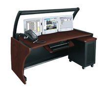 Middle Atlantic Products 64' LCD Monitoring Desk, DC Bureau