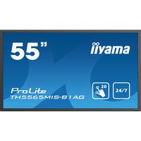 Iiyama ProLite TH5565MIS-B1AG Public Display - Zwart