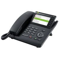 Unify OpenScape CP200 Ip telefoon - Zwart