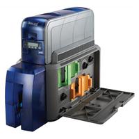 DataCard SD460 Imprimante de carte - Noir, Bleu
