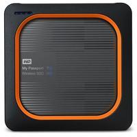 Western Digital My Passport - Gris,Orange