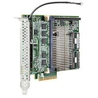 Hewlett Packard Enterprise Smart Array P840/4GB FBWC 12Gb 2-ports Int SAS RAID-controller