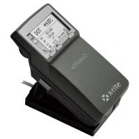 X-Rite iCPlate2 X Densitometer - Zwart