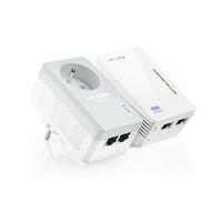 TP-LINK TL-WPA4225 KIT Adaptateur CPL - Blanc