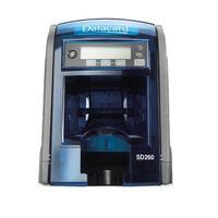 DataCard SD260 Imprimante de carte - Bleu, Gris