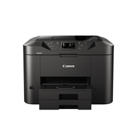 Canon MAXIFY MB2750 Multifonction - Noir, Cyan, Magenta, Jaune