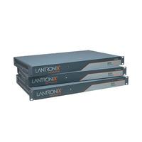 Lantronix EDS00812N-01 8-Port Device Server - 8 x RJ-45 Serveur série - Gris