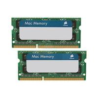 Corsair 8GB, 1333MHz, CL9, DDR3, SO-DIMM Kit Mémoire RAM - Vert