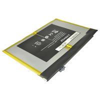 2-Power 3.73V 7340mAh (Black) Li-Polymer Laptop Battery Laptop reserve onderdelen - Zwart, Zilver, Geel