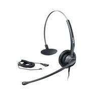Yealink YHS33 Headset - Zwart