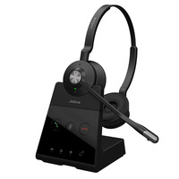 Jabra Engage 65 Stereo Headset - Zwart