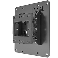 "Chief Small Flat Panel Tilt Wall Mount, max 20.4kg, 10-32"", Black TV standaard - Zwart"