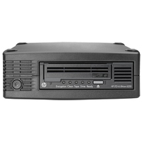 Hewlett Packard Enterprise StoreEver LTO-6 Ultrium 6250 Tape drive - Zwart
