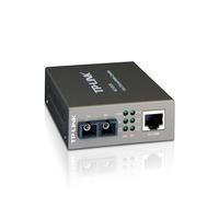 TP-LINK MC100CM Convertisseur réseau média - Noir