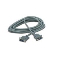 APC DB9 5m Seriële kabel - Grijs