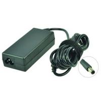 2-Power AC Adapter, 19.5V, 3.34A, 65W Netvoeding & inverter - Zwart