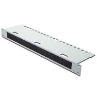 Digitus Panneau de passe-câbles avec joint balai pour armoires de 483 mm (19 po), 1 UH Accessoire de racks - .....