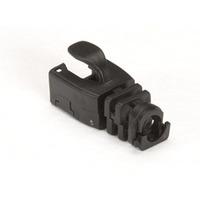 Black Box Snap-On Patch Cable Boots Kabelbeschermer - Zwart