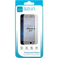 "Azuri Screen protector Tempered Glass pour Apple iPhone 6 - 4.7"" Protecteur d'écran"
