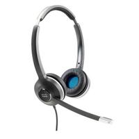 Cisco 532 Headset - Zwart, Grijs