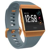 Fitbit Ionic Smartwatch - Blauw, Oranje