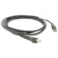 Zebra USB Cable Serie A USB kabel - Grijs
