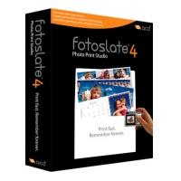 ACD Systems FotoSlate 4 Photo Print Studio, EN, 5-19U Graphics/photo imaging software