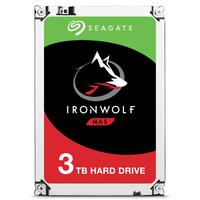 Seagate IronWolf 3TB SATAIII, 3.5'', 5900 RPM, 64MB cache Disque dur interne