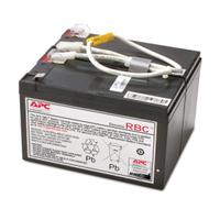 APC Replacement Battery Cartridge #109 Batterie de l'onduleur - Noir