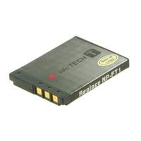 2-Power Digital Camera Battery 3.6V 700mAh - Noir,Gris