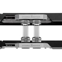 Corsair Hydro X Series XT Hardline 12mm Multicard Kit Accessoire de matériel de refroidissement - Transparent