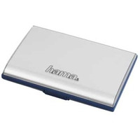 "Hama ""Fancy"" Memory Card Case, silver - Zilver"