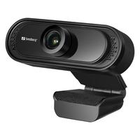 Sandberg USB 1080P Saver Webcam - Noir