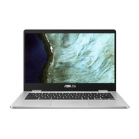 ASUS Chromebook C423NA-EC0260 Laptop - Zilver