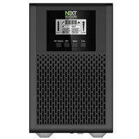 NEXT UPS Systems LOGIX II TOWER NETPACK UPS - Zwart