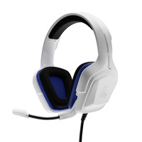 The G-Lab Cobalt Gaming Headset - White (PS5/PS4/Xbox Series X/Xbox One/PC) Koptelefoons