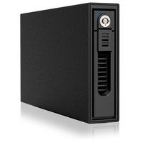 "Raidon 1x 2.5""-3.5"" SATAIII HDD/SSD, RAID-1, e-SATA(6G), USB3.0(5G), FireWire 800, Anti-theft, 24W, 1.6kg ....."
