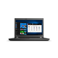 Lenovo ThinkPad P72 Laptop - Zwart