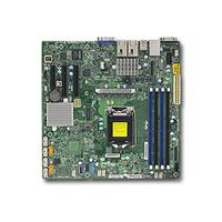 Supermicro X11SSH-TF Server/workstation moederbord