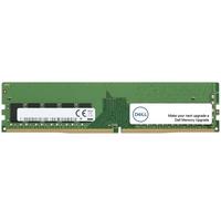 DELL 8GB 1RX8 DDR4 UDIMM 2400MHz RAM-geheugen - Zwart,Groen