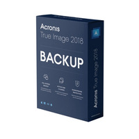 Acronis True Image 2018 Software licentie
