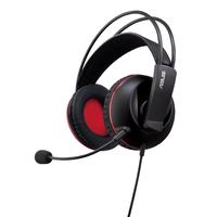 ASUS Cerberus Headset - Zwart, Rood