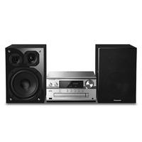 Panasonic SC-PMX150 Chaîne Hi-Fi - Noir, Argent