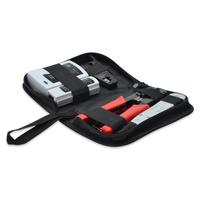 Digitus Kit d'outils réseau - Noir,Gris,Rouge