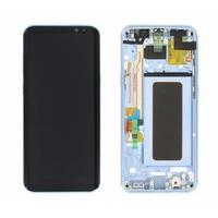 Samsung G955F Galaxy S8 Plus LCD Display Module Pièces de rechange de téléphones mobiles - Bleu