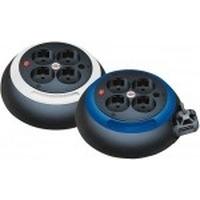 Brennenstuhl Comfort Line CL-S Protecteur tension - Noir, Bleu