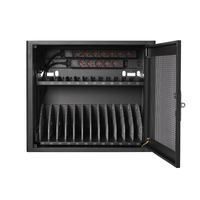 V7 Charging Station for 12 Mobile Computers - Secure, Store and Charge Chromebooks, Notebooks and Tablets - Schuko .....
