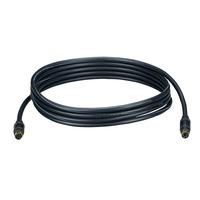 Black Box S-Video Cables - Zwart