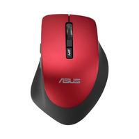 ASUS WT425 Computermuis - Rood